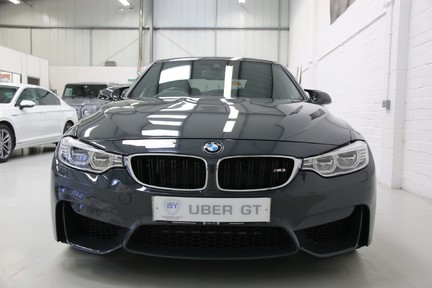 BMW M3 with Low Mileage, Individual Paint and Huge Spec 9