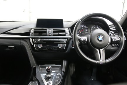 BMW M3 with Low Mileage, Individual Paint and Huge Spec 24