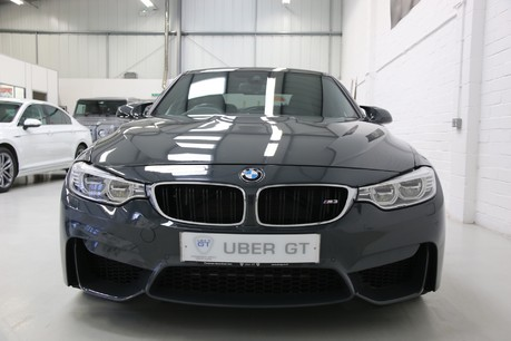 BMW M3 with Low Mileage, Individual Paint and Huge Spec Specification
