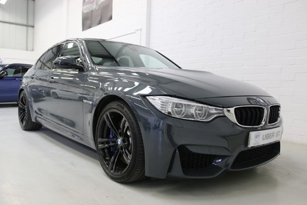 BMW M3 with Low Mileage, Individual Paint and Huge Spec 2