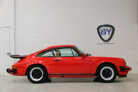 Porsche 911 3.0 SC Coupe - Stunning Body Restoration