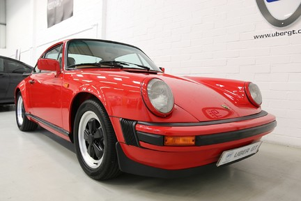 Porsche 911 3.0 SC Coupe - Stunning Body Restoration 2