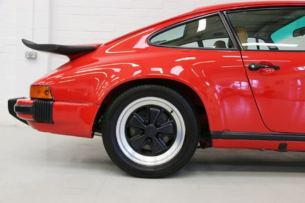 Porsche 911 3.0 SC Coupe - Stunning Body Restoration 25
