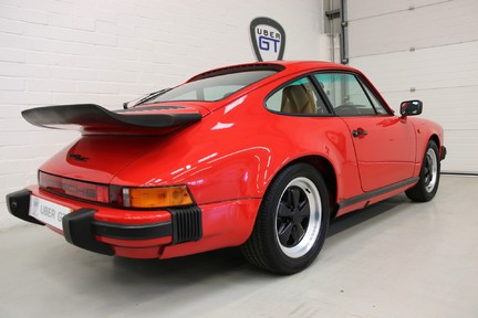 Porsche 911 3.0 SC Coupe - Stunning Body Restoration 5