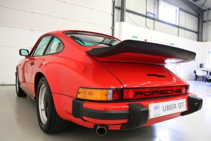 Porsche 911 3.0 SC Coupe - Stunning Body Restoration 3