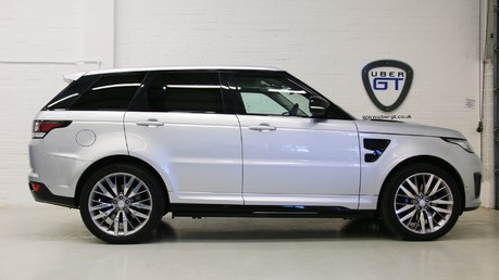 Land Rover Range Rover Sport V8 SVR with a Huge Specification and FLRSH Video
