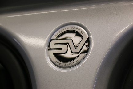 Land Rover Range Rover Sport V8 SVR with a Huge Specification and FLRSH 16