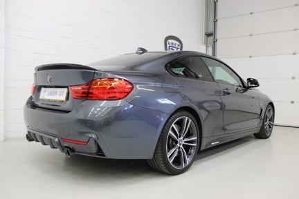 BMW 4 Series NOW SOLD SIMILAR REQUIRED 5