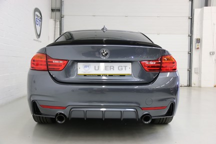 BMW 4 Series NOW SOLD SIMILAR REQUIRED 7