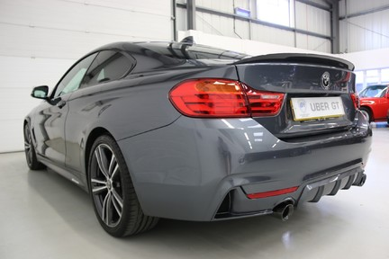 BMW 4 Series NOW SOLD SIMILAR REQUIRED 3