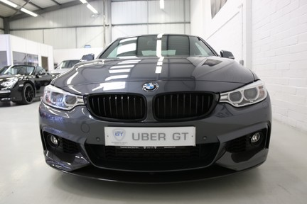 BMW 4 Series NOW SOLD SIMILAR REQUIRED 9