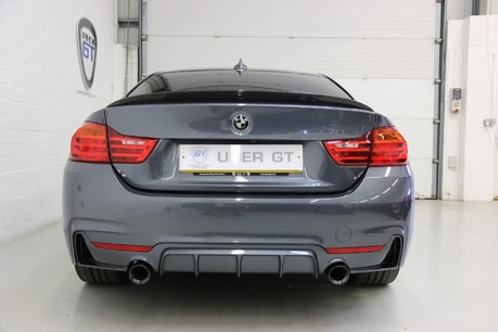BMW 4 Series NOW SOLD SIMILAR REQUIRED Service History