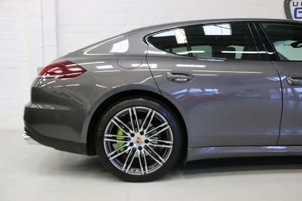 Porsche Panamera S e-Hybrid Now Sold Similar Required 12