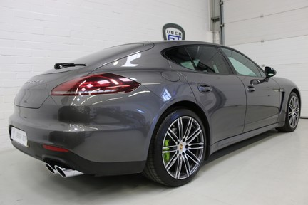 Porsche Panamera S e-Hybrid Now Sold Similar Required 5