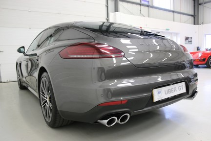 Porsche Panamera S e-Hybrid Now Sold Similar Required 3