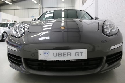 Porsche Panamera S e-Hybrid Now Sold Similar Required 9