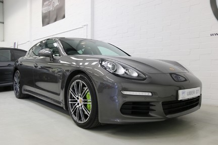 Porsche Panamera S e-Hybrid Now Sold Similar Required 2