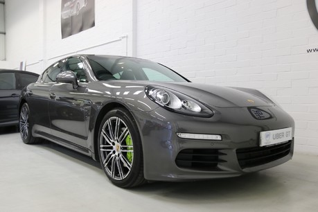 Porsche Panamera S e-Hybrid Now Sold Similar Required Service History
