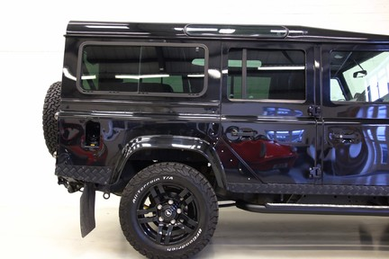 Land Rover Defender 110 TD XS Ultimate Urban Spec and FLRSH 11