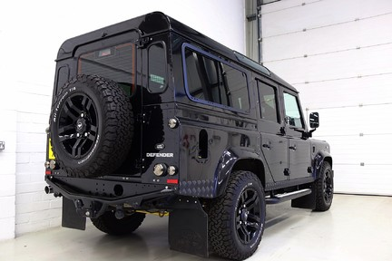 Land Rover Defender 110 TD XS Ultimate Urban Spec and FLRSH 5