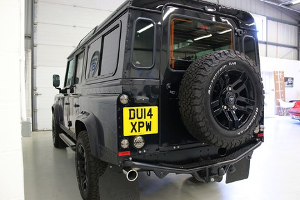 Land Rover Defender 110 TD XS Ultimate Urban Spec and FLRSH 3