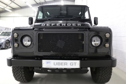 Land Rover Defender 110 TD XS Ultimate Urban Spec and FLRSH 9