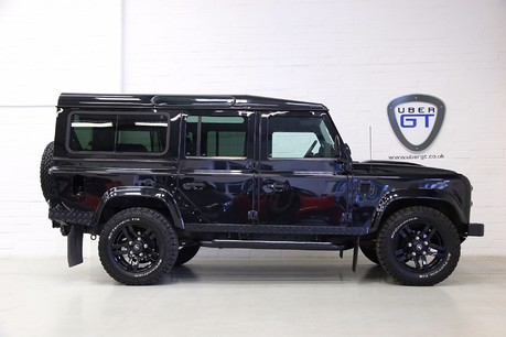 Land Rover Defender 110 TD XS Ultimate Urban Spec and FLRSH