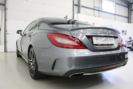 Mercedes-Benz CLS CLS400 AMG Line, One Owner with FMBSH 3