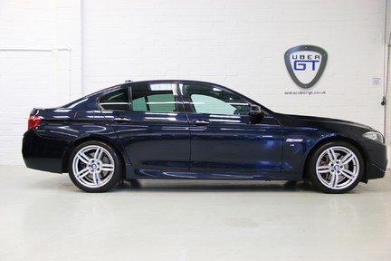 BMW 5 Series 535i ActiveHybrid M Sport with a High Specification and FSH 1