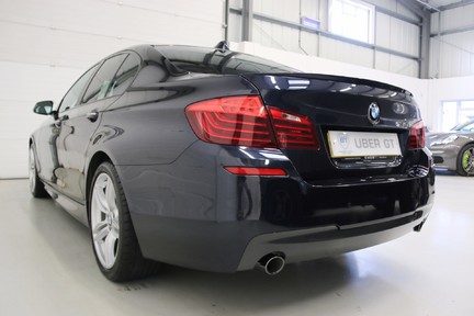 BMW 5 Series 535i ActiveHybrid M Sport with a High Specification and FSH 3