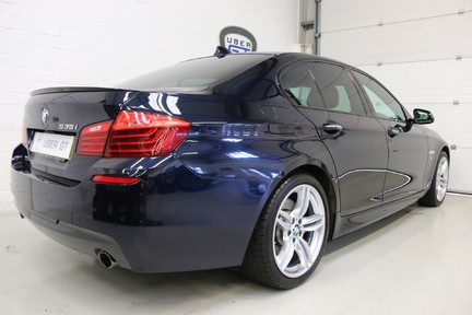 BMW 5 Series 535i ActiveHybrid M Sport with a High Specification and FSH 5