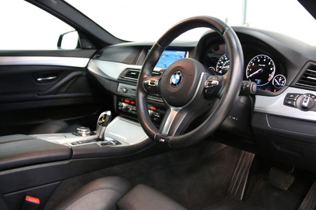 BMW 5 Series 535i ActiveHybrid M Sport with a High Specification and FSH Specification
