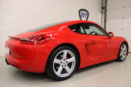 "Porsche Cayman S Manual with 19"" Alloys, Navigation and FPSH 5"