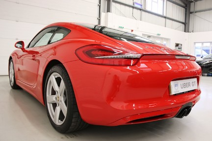 "Porsche Cayman S Manual with 19"" Alloys, Navigation and FPSH 3"