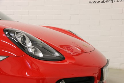 "Porsche Cayman S Manual with 19"" Alloys, Navigation and FPSH 16"