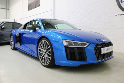 Audi R8 V10 Plus Quattro with Huge Spec and Audi Warranty 2