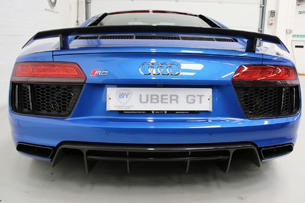 Audi R8 V10 Plus Quattro with Huge Spec and Audi Warranty 5