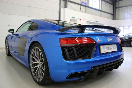 Audi R8 V10 Plus Quattro with Huge Spec and Audi Warranty 3