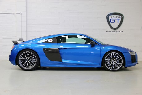 Audi R8 V10 Plus Quattro with Huge Spec and Audi Warranty