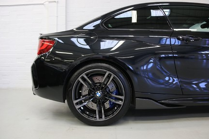 BMW M2 Ultimate Specification with Carbon Exterior Pack and M Perf Exhaust 14
