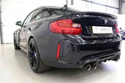 BMW M2 Ultimate Specification with Carbon Exterior Pack and M Perf Exhaust 3