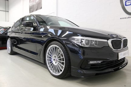 BMW Alpina Now Sold Similar Required 2