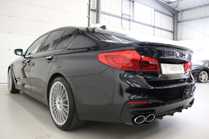 BMW Alpina Now Sold Similar Required 3