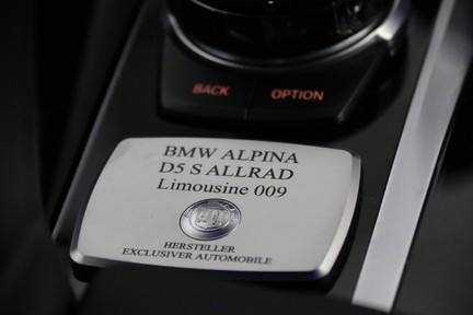 BMW Alpina Now Sold Similar Required 22