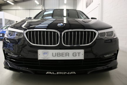 BMW Alpina Now Sold Similar Required 9