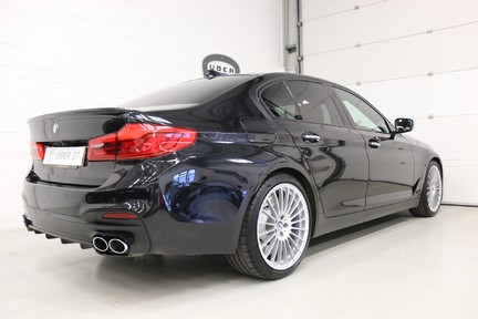 BMW Alpina Now Sold Similar Required 5