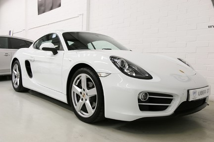 Porsche Cayman 24v, One Owner, Just Serviced with a Great Spec 2