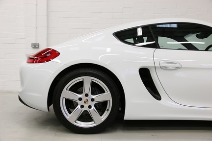 Porsche Cayman 24v, One Owner, Just Serviced with a Great Spec 18