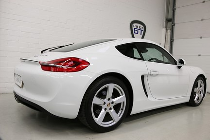 Porsche Cayman 24v, One Owner, Just Serviced with a Great Spec 5