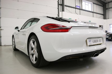 Porsche Cayman 24v, One Owner, Just Serviced with a Great Spec 3